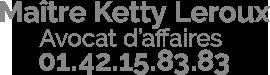 Dépôt de bilan | Redressement judiciaire | Ketty Leroux Avocat